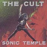 The Cult CD Sonic Temple $9.99 ~ FREE SHIPPING w/ Iggy Pop Bob Rock
