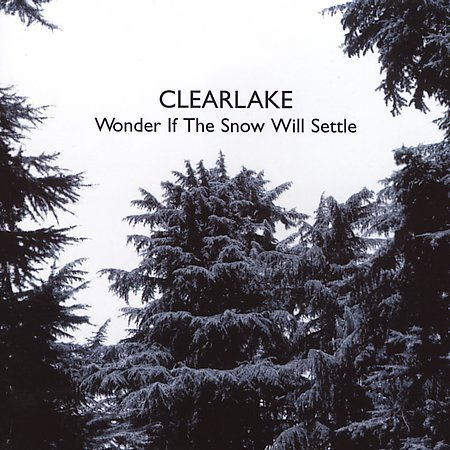 ClearLake CD Wonder if the Snow $7.99 ~ FREE SHIPPING / SEALED NEW