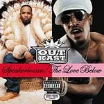 OutKast 2x CD The Love Below/sOutKast CD The Loveeakerboxx  $7.99 ~ FREE SHIPPING