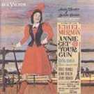 Annie Get Your Gun CD 1966 Cast $9.99 ~ FREE SHIPPING IRVING BERLIN ethel merman
