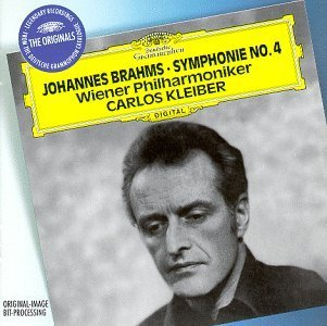 Brahms Symphony No 4 CD KLEIBER $8.99 ~ FREE SHIPPING deutsche grammophon