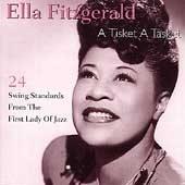 Ella Fitzgerald CD A-Tisket A-Tasket  ~ FREE SHIPPING~ NEW 24Tracks