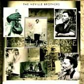 Neville Brothers CD Family Groove ~ FREE SHIPPING~ $8.99 w/Aaron STEVE MILLER