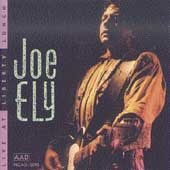 Joe Ely CD  ~ FREE SHIPPING~ $8.99 Live at Liberty Lunch THE CLASH ALT COUNTRY