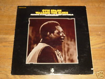 Otis Spann Lp Walking the Blues w/ St. Louis Jimmy Oden ~ FREE SHIPPING~ $19.99