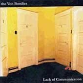 The Von Bondies CD  ~ FREE SHIPPING $8.99 Lack of Communication JACK WHITE STRIPES sftri Raconteurs