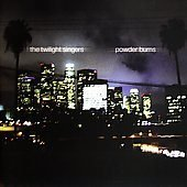 The Twighlight Singers CD Powder Burns  ~ FREE SHIPPING~ $9.99 ex AFGHAN WHIGS w/Ani DiFranco