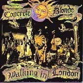 Concrete Blonde CD Walking in London ~ FREE SHIPPING~ $9.99