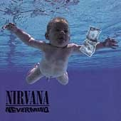 Nirvana CD NeverMind  ~ FREE SHIPPING~ $9.99 Kurt Cobain