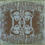 Grey DeLisle CD Iron Flower  ~ FREE SHIPPING~ $9.99 Alt Country RAWK