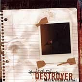 Love me Destroyer cd  Black Heart Affair ~ FREE SHIPPING~ $9.99 ex Pinhead Circus, Jedi Five