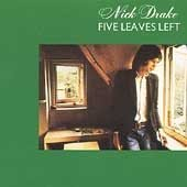 Nick Drake CD Five Leaves Left ~ FREE SHIPPING~ $9.99 w/ Richard Thompson