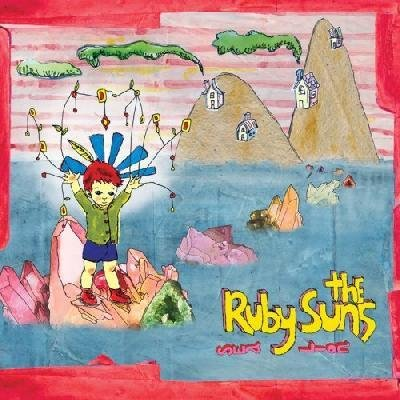 The Ruby Suns CD Sea Lion ~ FREE SHIPPING~ $9.99 SUB POP NZ psych pop