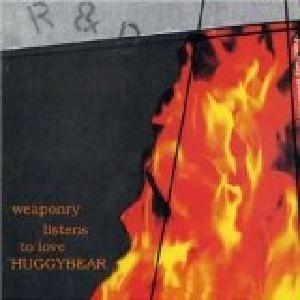 Huggy Bear CD Weaponry Listens to Love ~ FREE SHIPPING~ $9.99 KILL ROCK STARS