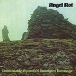 Angel Rot CD Unlistenable Hymns ~ FREE SHIPPING~ $12.99 SEALED NEW of indulgent Damage MAN'S RUIN