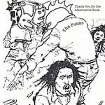 The Punks CD  ~ FREE SHIPPING~ $9.99 Thank You for the Alternative Rock kill rock stars