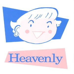 Heavenly CD P.U.N.K. Girl  ~ FREE SHIPPING~ $9.99 K Records kill rock stars
