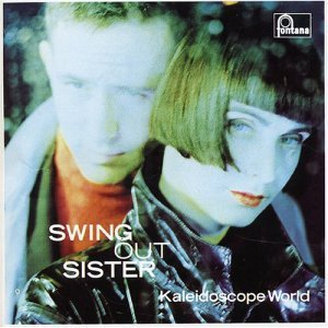 FREE SHIPPING~ $9.99 ~ Swing out Sister CD Kaleidoscope World