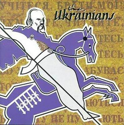 FREE SHIPPING~ The Ukrainians CD 1991 RARE OOP ~ ex WEDDING PRESENT cossack punk