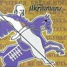 FREE SHIPPING~ The Ukrainians CD 1991 RARE OOP ~ ex WEDDING PRESENT cossack punk