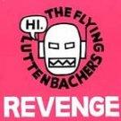 FREE SHIPPING~ $9.99 ~ The Flying LuttenBachers CD Revenge SKRONK AVANT JAZZ PUNK weasal walter