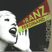 FREE SHIPPING~ $9.99 ~ Franz Ferdinand DUAL CD / DVD You Could Have It So Much Better