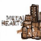 FREE S&H~ $9.99 ~ Metal Hearts CD Socialize conjures elements of Cat Power and Arab Strap