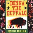 FREE S&H~ $9.99 ~ Donna the Buffalo CD Positive Friction ALT Country BLUEGRASS