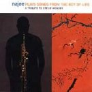 FREE S&H~ $9.99 ~ Najee CD Plays Songs from the Key of Life tribute to STEVIE WONDER w/ george duke
