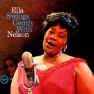 FREE S&H~ $9.99 ~ Ella FitzGerald CD Ella Swings Gently with Nelson Riddle