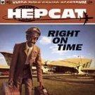 FREE S&H ~ $9.99 ~ HepCat CD Right on Time HELLCAT RANCID SKA