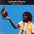 FREE S&H ~ $9.99 ~ LightSpeed Champion CD Galaxy of the Lost UK ALT POP ex Test Icicles