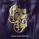 FREE S&H ~ $9.99 ~ Allman Brothers CD Decade of Hits 1969 - 1979 best of gregg
