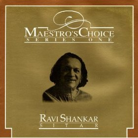 FREE S&H ~ $9.99 ~ Ravi Shankar CD Maestro's Choice sitar world music nora jones' dad!