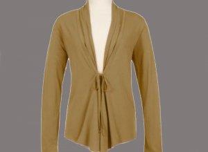 Soft Surroundings Modal Cardigan Sweater Misses XS 2 4