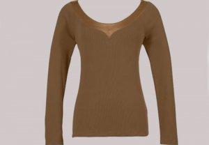 Soft Surroundings Satin Trim Tops Shirt Plus Size Women 3X 24