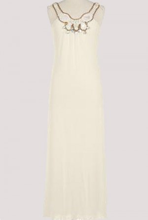 Soft Surroundings Athena Dress 52 in long M 10 12