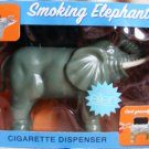 *SMOKING ELEPHANT* Cigarette Dispenser - Hilarious Gag Gift!
