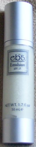 eb5 EMULSION for Face/Throat SPF 15 Robert Heldfond-NEW