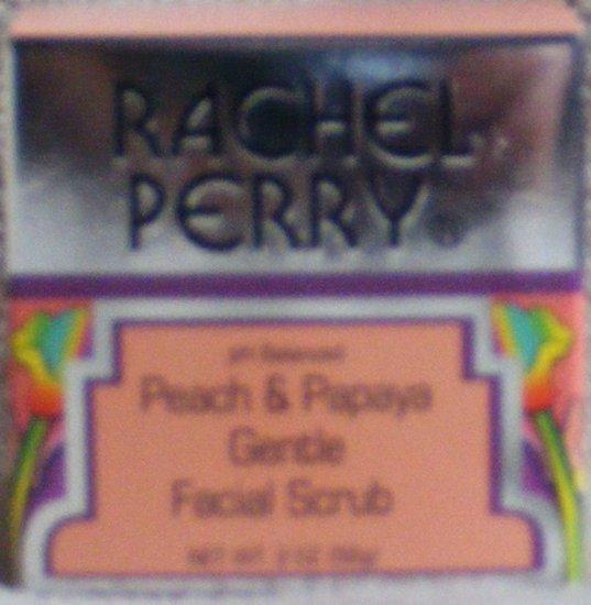 RACHEL PERRY Peach & Papaya Gentle Facial Scrub (2 oz.)
