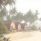 Elmina Beach shoreline III 11x14