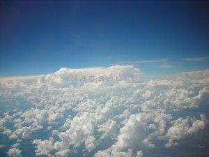 Aerial: Clouds 1 16x20