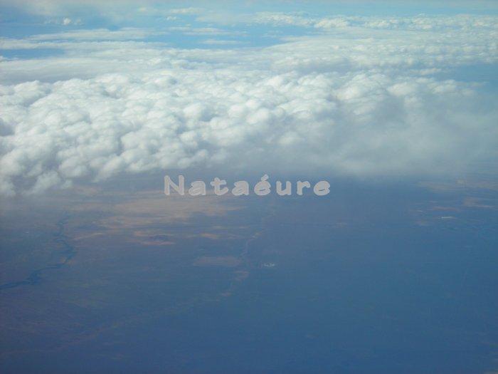 Aerial: Clouds 6 16x20