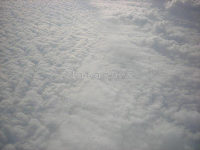 Aerial: Clouds 7 16x20