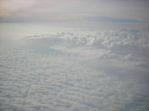 Aerial: Clouds 8 16x20
