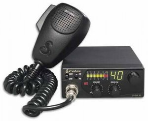 COMPACT COBRA 19DXIII 40 CHANNEL MOBILE CB RADIO - SALE