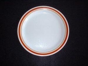 Corelle Cinnamon Chestnut Luncheon Plates x 5
