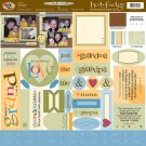 TLC HOT FUDGE Grandparents 12 x12 Kit