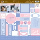 TLC HOT FUDGE Princess 12 x12 Kit