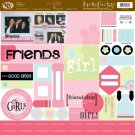 TLC HOT FUDGE The Girls 12 x12 Kit